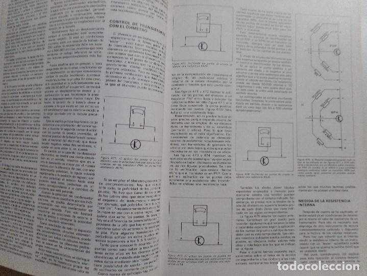 Libros de segunda mano: La electrónica en 30 lecciones.Teoría y práctica (2 Tomos) Y93923 - Foto 3 - 162705922