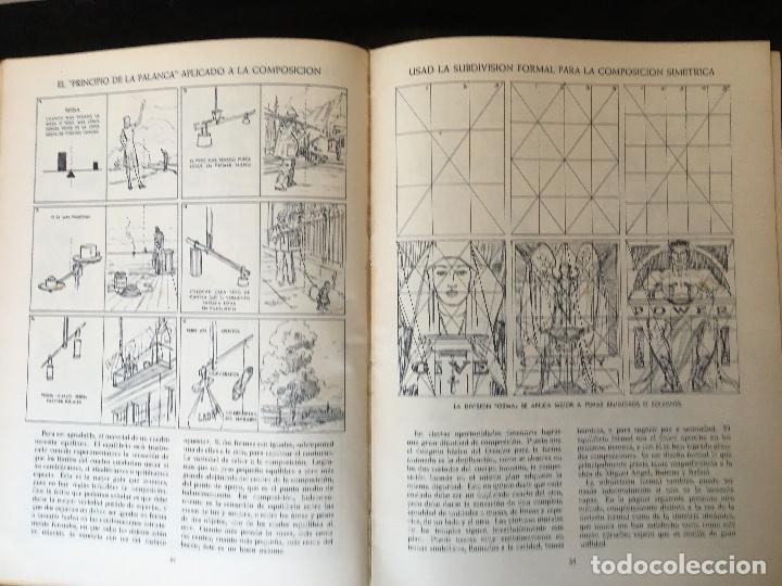 Libros de segunda mano: ILUSTRACION CREADORA - Andrew LOOMIS - MUY ILUSTRADO - HACHETTE - Foto 5 - 162715234