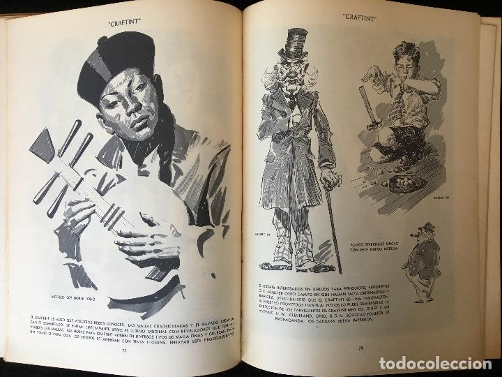 Libros de segunda mano: ILUSTRACION CREADORA - Andrew LOOMIS - MUY ILUSTRADO - HACHETTE - Foto 7 - 162715234