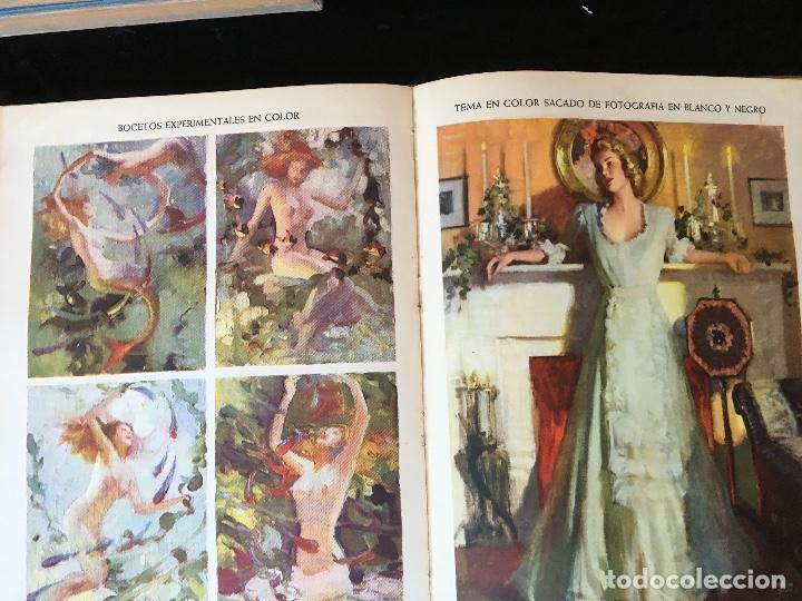 Libros de segunda mano: ILUSTRACION CREADORA - Andrew LOOMIS - MUY ILUSTRADO - HACHETTE - Foto 11 - 162715234