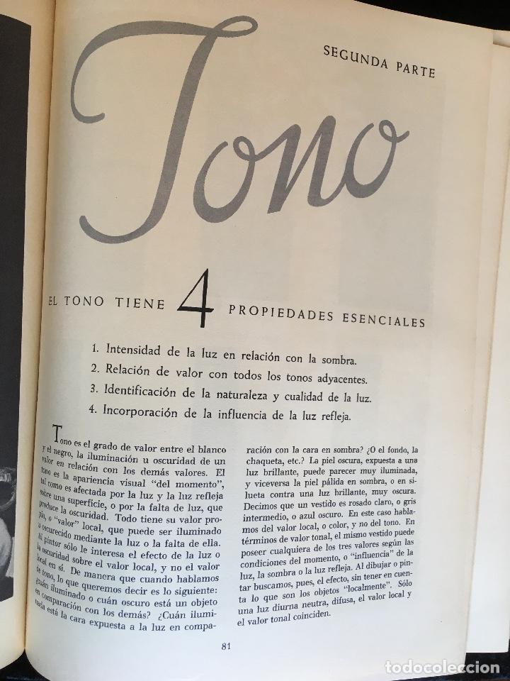Libros de segunda mano: ILUSTRACION CREADORA - Andrew LOOMIS - MUY ILUSTRADO - HACHETTE - Foto 13 - 162715234