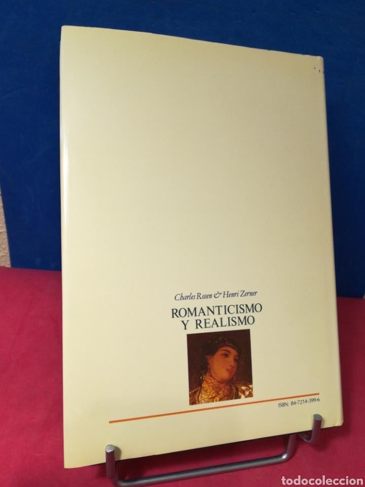Libros de segunda mano: Romanticismo y realismo, los mitos del arte del siglo XIX - Rosen/Zerner - Hermann Blume, 1988 - Foto 3 - 162716518