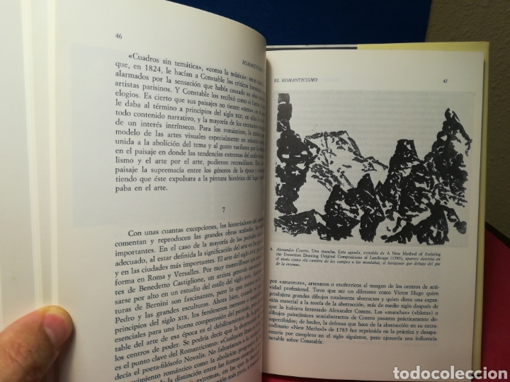 Libros de segunda mano: Romanticismo y realismo, los mitos del arte del siglo XIX - Rosen/Zerner - Hermann Blume, 1988 - Foto 5 - 162716518