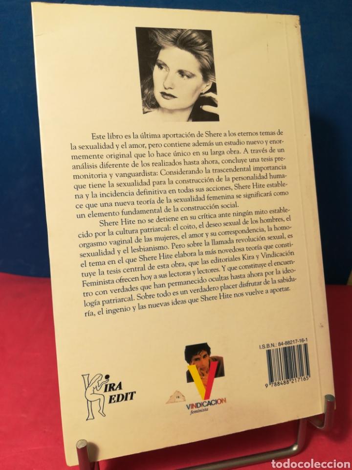 Libros de segunda mano: Las mujeres como agentes revolucionarias del cambio - Shere Hite - Vindicación Feminista, 2001 - Foto 3 - 162727366