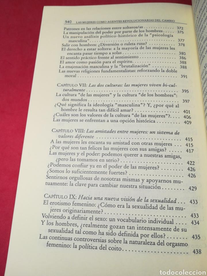 Libros de segunda mano: Las mujeres como agentes revolucionarias del cambio - Shere Hite - Vindicación Feminista, 2001 - Foto 8 - 162727366