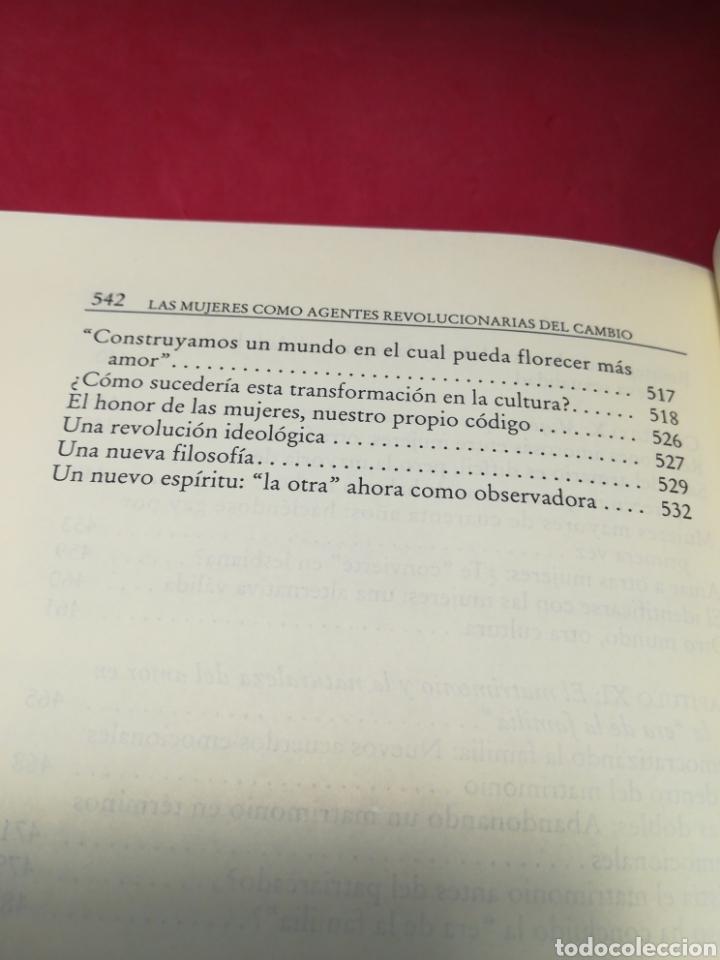 Libros de segunda mano: Las mujeres como agentes revolucionarias del cambio - Shere Hite - Vindicación Feminista, 2001 - Foto 10 - 162727366