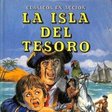 Libros de segunda mano: LA ISLA DEL TESORO. Lote 162730545