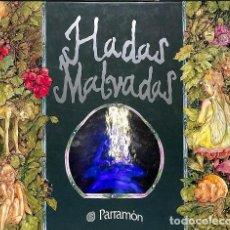 Libros de segunda mano: HADAS MALVADAS. Lote 162731165
