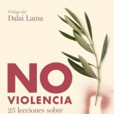 Libros de segunda mano: NO VIOLENCIA. Lote 162734658