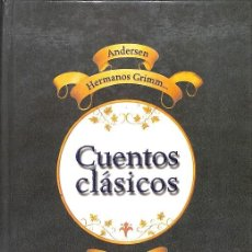 Libros de segunda mano: CUENTOS CLÁSICOS. Lote 162738944