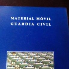 Libros de segunda mano: MATERIA MÓVIL GUARDIA CIVIL. Lote 162789010