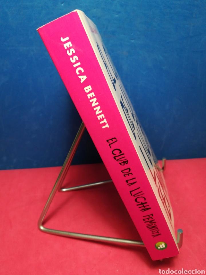Libros de segunda mano: El club de la lucha feminista,manual d supervivencia en el trabajo para mujeres-Jessica Bennett,2018 - Foto 2 - 162904294