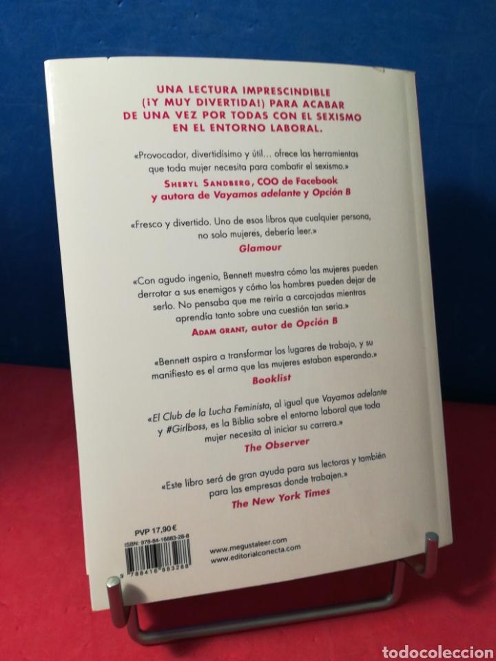 Libros de segunda mano: El club de la lucha feminista,manual d supervivencia en el trabajo para mujeres-Jessica Bennett,2018 - Foto 3 - 162904294