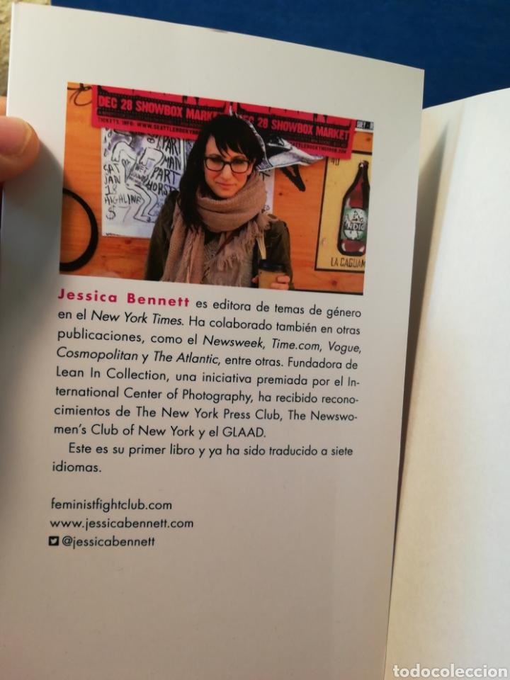 Libros de segunda mano: El club de la lucha feminista,manual d supervivencia en el trabajo para mujeres-Jessica Bennett,2018 - Foto 4 - 162904294