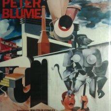 Libros de segunda mano: PETER BLUME / BY FRANK ANDERSON TRAPP ; FOREWORD BY MALCOLM COWLEY. NEW YORK : RIZZOLI, 1987. . Lote 162911430
