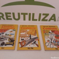 Libros de segunda mano: GUIA DEL AFICIONADO.EDICIONES PLESA.. Lote 162937001