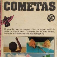 Libros de segunda mano: COMETAS. Lote 162940318