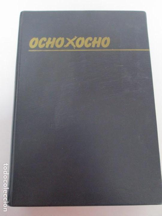 Libros de segunda mano: OCHO X OCHO. REVISTA PRACTICA DE AJEDREZ. OCTUBRE 1986 Nº 55 A SEPTIEMBRE 1989 Nº 90. - Foto 6 - 162946038