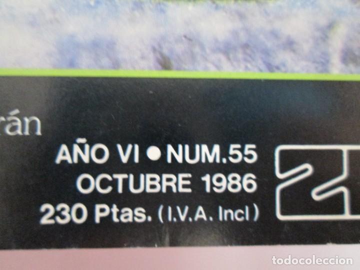 Libros de segunda mano: OCHO X OCHO. REVISTA PRACTICA DE AJEDREZ. OCTUBRE 1986 Nº 55 A SEPTIEMBRE 1989 Nº 90. - Foto 8 - 162946038