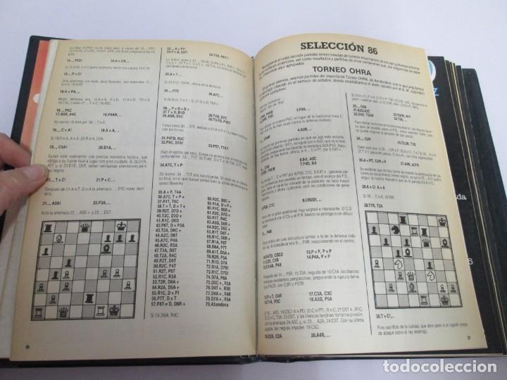 Libros de segunda mano: OCHO X OCHO. REVISTA PRACTICA DE AJEDREZ. OCTUBRE 1986 Nº 55 A SEPTIEMBRE 1989 Nº 90. - Foto 14 - 162946038