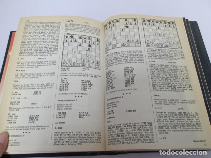 Libros de segunda mano: OCHO X OCHO. REVISTA PRACTICA DE AJEDREZ. OCTUBRE 1986 Nº 55 A SEPTIEMBRE 1989 Nº 90. - Foto 20 - 162946038