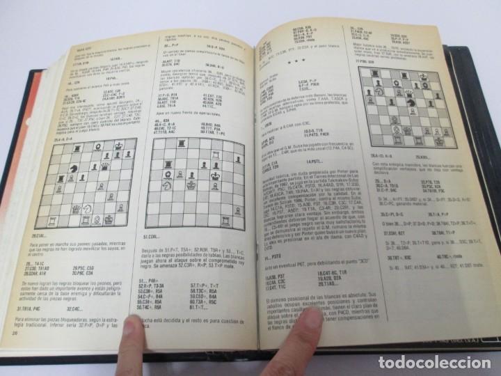 Libros de segunda mano: OCHO X OCHO. REVISTA PRACTICA DE AJEDREZ. OCTUBRE 1986 Nº 55 A SEPTIEMBRE 1989 Nº 90. - Foto 24 - 162946038