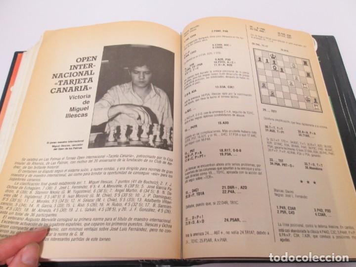 Libros de segunda mano: OCHO X OCHO. REVISTA PRACTICA DE AJEDREZ. OCTUBRE 1986 Nº 55 A SEPTIEMBRE 1989 Nº 90. - Foto 26 - 162946038