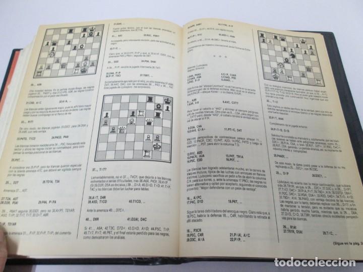 Libros de segunda mano: OCHO X OCHO. REVISTA PRACTICA DE AJEDREZ. OCTUBRE 1986 Nº 55 A SEPTIEMBRE 1989 Nº 90. - Foto 30 - 162946038