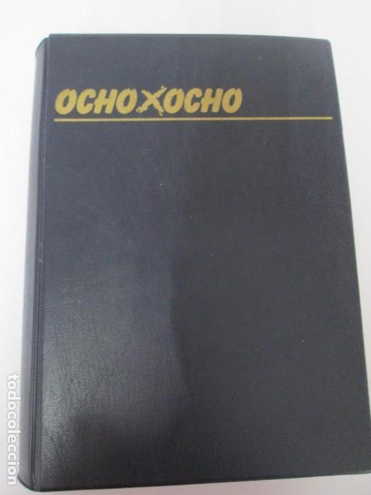 Libros de segunda mano: OCHO X OCHO. REVISTA PRACTICA DE AJEDREZ. OCTUBRE 1986 Nº 55 A SEPTIEMBRE 1989 Nº 90. - Foto 34 - 162946038