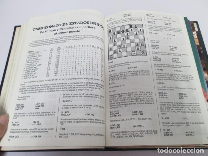 Libros de segunda mano: OCHO X OCHO. REVISTA PRACTICA DE AJEDREZ. OCTUBRE 1986 Nº 55 A SEPTIEMBRE 1989 Nº 90. - Foto 48 - 162946038