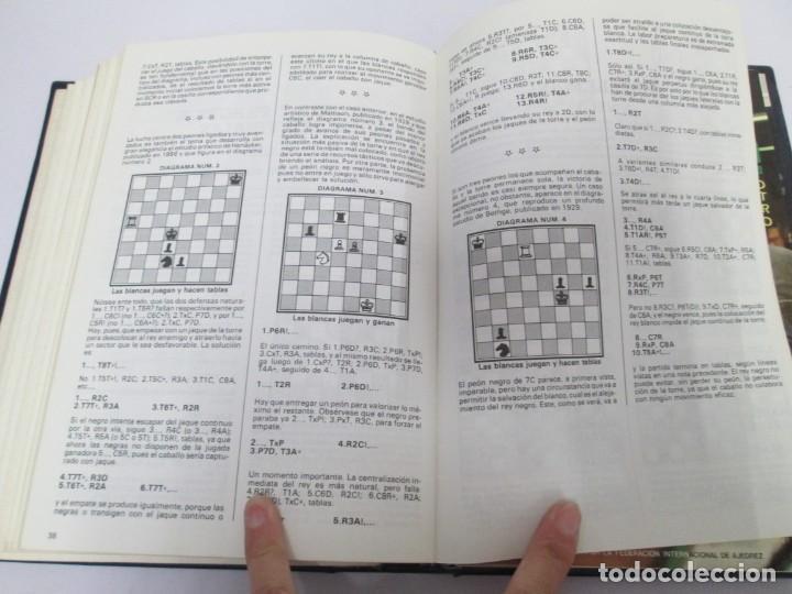 Libros de segunda mano: OCHO X OCHO. REVISTA PRACTICA DE AJEDREZ. OCTUBRE 1986 Nº 55 A SEPTIEMBRE 1989 Nº 90. - Foto 56 - 162946038