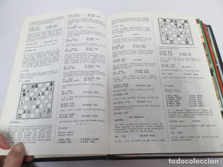 Libros de segunda mano: OCHO X OCHO. REVISTA PRACTICA DE AJEDREZ. OCTUBRE 1986 Nº 55 A SEPTIEMBRE 1989 Nº 90. - Foto 66 - 162946038