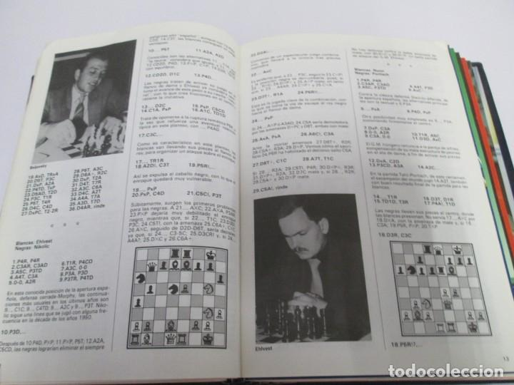 Libros de segunda mano: OCHO X OCHO. REVISTA PRACTICA DE AJEDREZ. OCTUBRE 1986 Nº 55 A SEPTIEMBRE 1989 Nº 90. - Foto 68 - 162946038