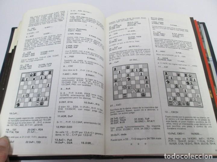 Libros de segunda mano: OCHO X OCHO. REVISTA PRACTICA DE AJEDREZ. OCTUBRE 1986 Nº 55 A SEPTIEMBRE 1989 Nº 90. - Foto 72 - 162946038