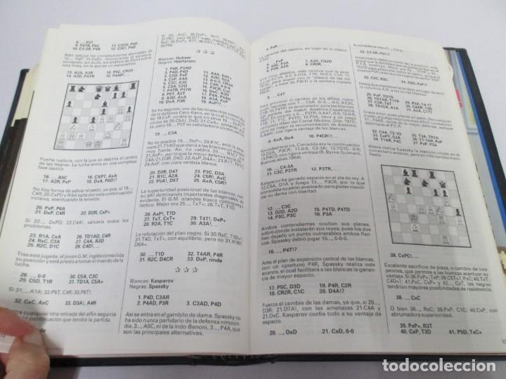Libros de segunda mano: OCHO X OCHO. REVISTA PRACTICA DE AJEDREZ. OCTUBRE 1986 Nº 55 A SEPTIEMBRE 1989 Nº 90. - Foto 80 - 162946038