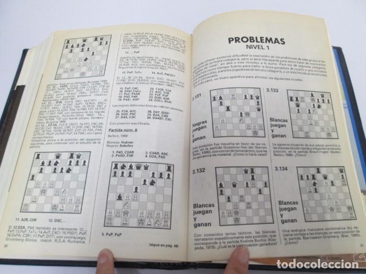 Libros de segunda mano: OCHO X OCHO. REVISTA PRACTICA DE AJEDREZ. OCTUBRE 1986 Nº 55 A SEPTIEMBRE 1989 Nº 90. - Foto 82 - 162946038