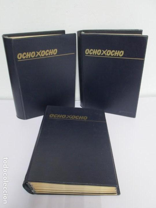 OCHO X OCHO. REVISTA PRACTICA DE AJEDREZ. OCTUBRE 1986 Nº 55 A SEPTIEMBRE 1989 Nº 90. (Libros de Segunda Mano - Ciencias, Manuales y Oficios - Otros)