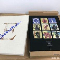 Libros de segunda mano: EDICIÓ DE LUXE SINERA DE SALVADOR ESPRIU I IL·LUSTRADA PER JOAN-PERE VILADECANS EXEMPLAR 247/999. Lote 162958298