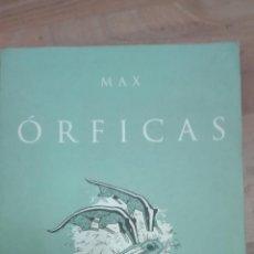 Libros de segunda mano: MAX -ORFICAS: EL TEXTO DE EPIMÉNIDES KATÁBASIS, L'ORFEO DE MONTEVERDI. Lote 162959178