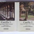 Libros de segunda mano: LA ESPAÑA ROMÁNICA - CASTILLA 1 Y 2 - EDICIONES ENCUENTRO. Lote 162976414