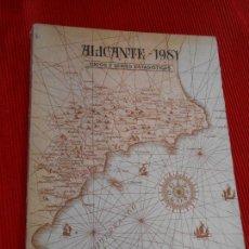 Libros de segunda mano: ALICANTE 1981. Lote 163029950
