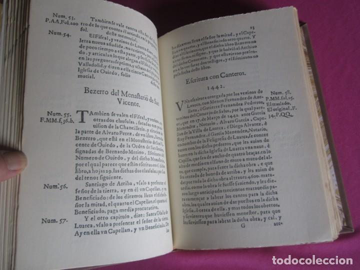 Libros de segunda mano: MEMORIAL DE LUARCA BIBLIOFILOS ASTURIANOS TOMO IX SOLO 300 EJEMPLARES - Foto 5 - 163085302