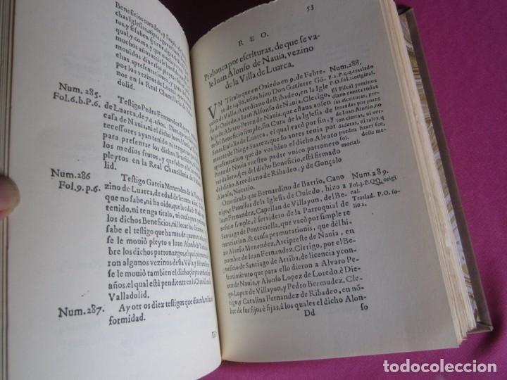 Libros de segunda mano: MEMORIAL DE LUARCA BIBLIOFILOS ASTURIANOS TOMO IX SOLO 300 EJEMPLARES - Foto 6 - 163085302