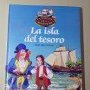 Libros de segunda mano: LA ISLA DEL TESORO - TDK18. Lote 163131261