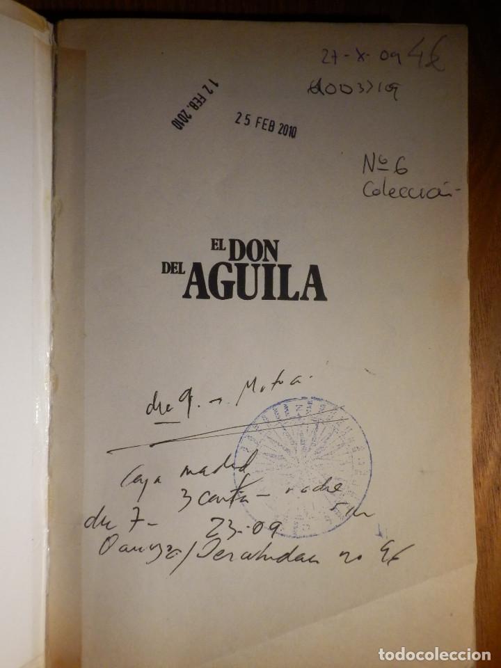 Libros de segunda mano: Carlos Castaneda - El Don del Aguila - Eyras 1982 - - Foto 2 - 163302118