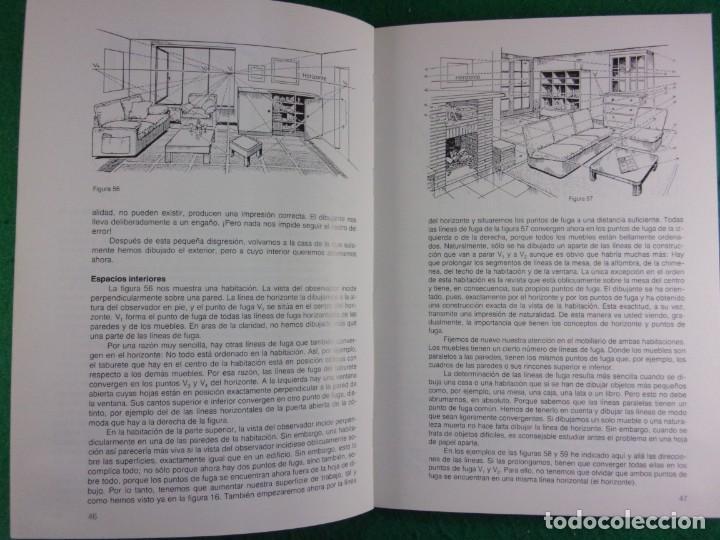 Libros de segunda mano: PERSPECTIVA / Henk Rotgans / 1997. CEAC / (dibujo) - Foto 2 - 163334322