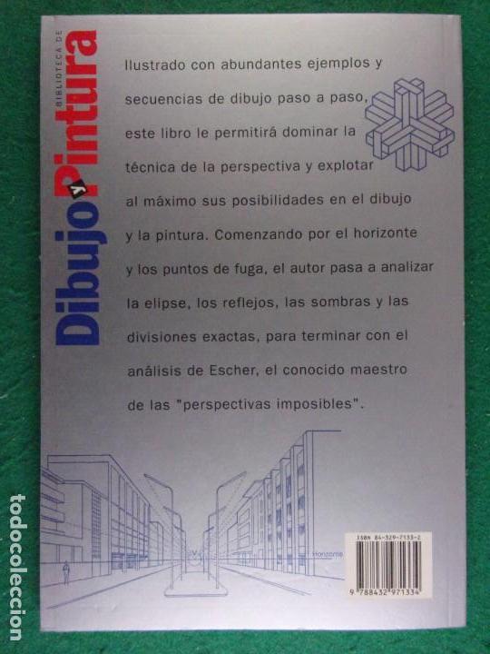 Libros de segunda mano: PERSPECTIVA / Henk Rotgans / 1997. CEAC / (dibujo) - Foto 4 - 163334322