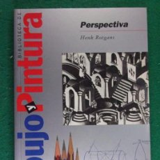 Libros de segunda mano: PERSPECTIVA / HENK ROTGANS / 1997. CEAC / (DIBUJO). Lote 163334322