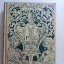 Libros de segunda mano: LA VIDA NUEVA. DANTE ALIGHIERI. MONTANER Y SIMÓN. 1912. Lote 163346406