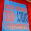 Libros de segunda mano: CARTAS SOLARES . Lote 163347838